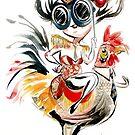 Chicken Ride by missmindy