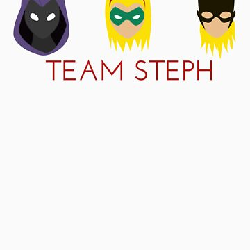 Team Stephanie Brown by yodalicious