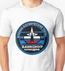 Baikonur Cosmodrome Logo T-Shirt