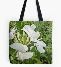 Ginger Lilly Tote Bag