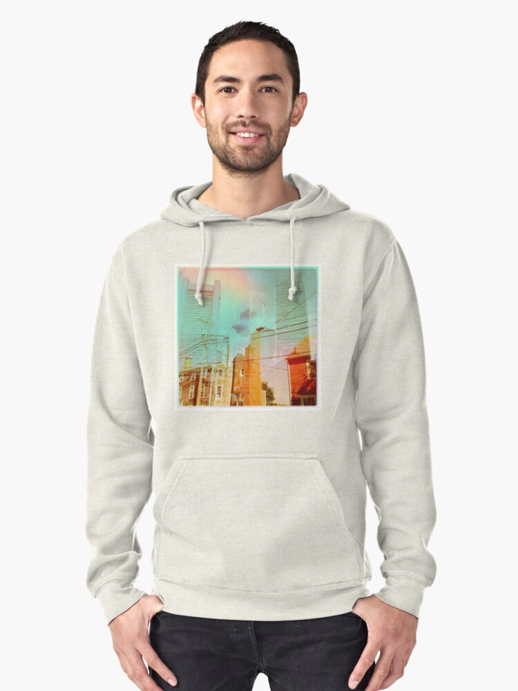 Urban #1 Pullover Hoodie Front
