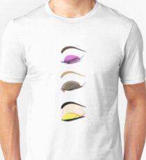 make up eyes Unisex T-Shirt