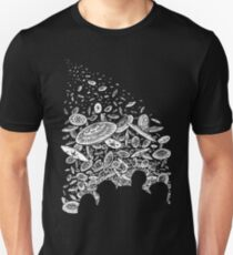 The Day the Saucers Came T-Shirt