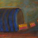 The Train by Jan Carlton