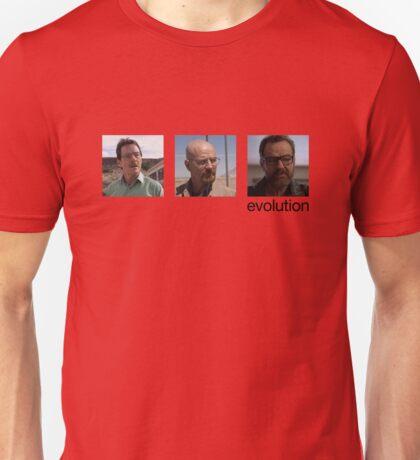 Breaking Bad: Evolution Unisex T-Shirt