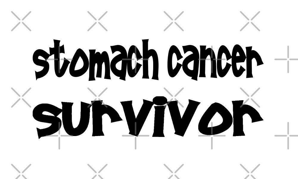 Stomach Cancer Survivor T Shirt  by greatshirts