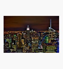 The Big Apple - NYC Photographic Print