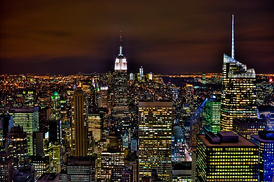 The Big Apple - NYC by sxhuang818