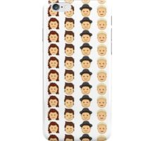 One Direction Emoji iPhone Case/Skin