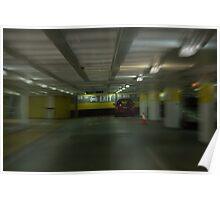 Carpark - 4 of 3 Poster