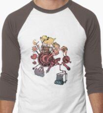 Science of Sleep 2 Men's Baseball ¾ T-Shirt