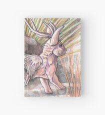 Desert Wolpertinger Hardcover Journal