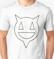 Percentum logo black outline Unisex T-Shirt