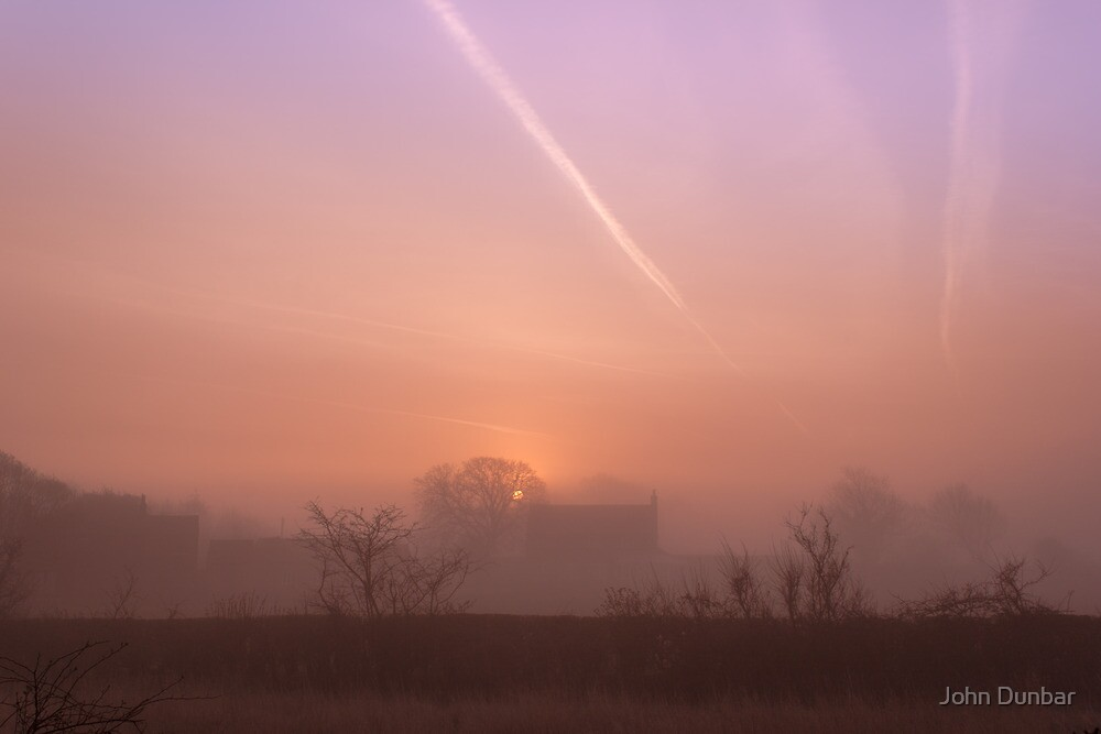 Moments of Sunrise by John Dunbar
