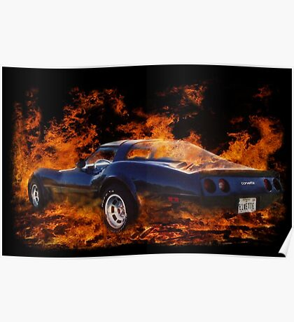 Hot Rod ! Poster