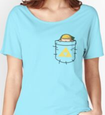 Pocket Link (with triforce) Women's Relaxed Fit T-Shirt