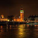 Classic London by hebrideslight