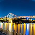 Story Bridge by Mark  Lucey