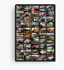 Packard Poster Canvas Print