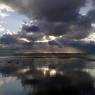 """Stormy Skies Sewerby"" by technochick"