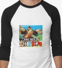 where is the dong Men's Baseball ¾ T-Shirt