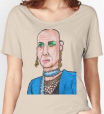 Liz Fan Art Women's Relaxed Fit T-Shirt