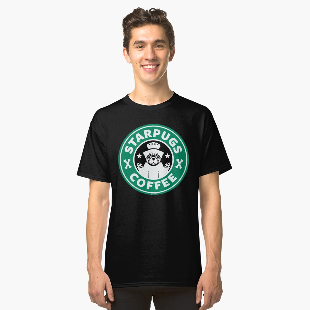 Starpugs Kaffee Classic T-Shirt