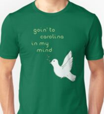Goin' to Carolina: James Taylor Slim Fit T-Shirt