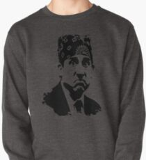The Office Prison Mike -  Steve Carrell Pullover