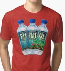 Fidschi-Wasserflaschen Vintage T-Shirt