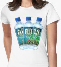 Fiji Water Bottles Women's Fitted T-Shirt
