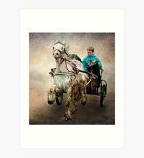 Gypsy Trot Art Print