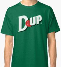 "Vict ""D-up Basketball""  Classic T-Shirt"