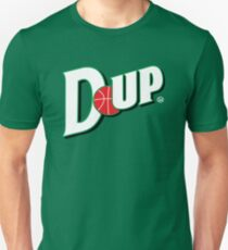 "Vict ""D-up Basketball""  T-Shirt"