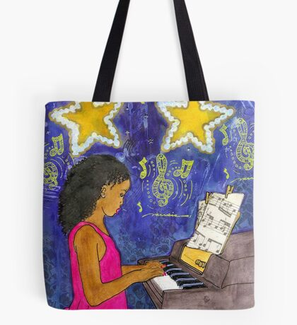 The Recital Tote Bag