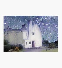 The Hill House by Charles Rennie Mackintosh Photographic Print