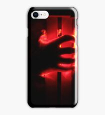 The Rage by Sebastian Ratti iPhone Case/Skin