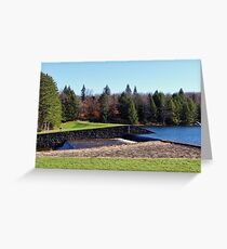 Parker Dam State Park Greeting Card