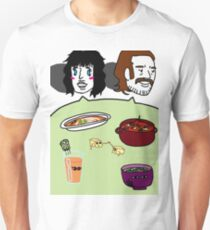 Soup Crimp Unisex T-Shirt
