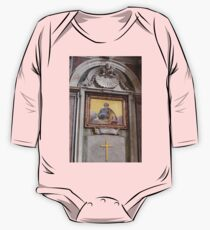 Mosaic of St. Peter One Piece - Long Sleeve
