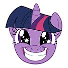 Twilight Grin by Rackas