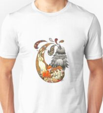 The Fox, the Crow, and the Cookie Unisex T-Shirt
