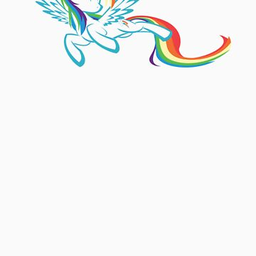 Rainbow Dash Highlight by tyko2000