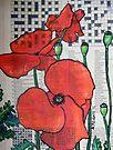 A Poppy Crossword by Alexandra Felgate