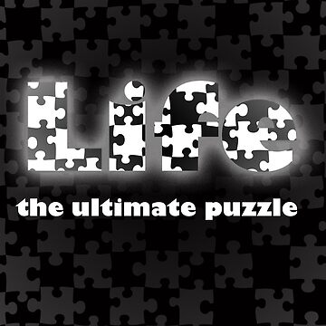 Life- the ultimate puzzle by dpmoon