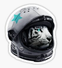 Astro Tiger Sticker