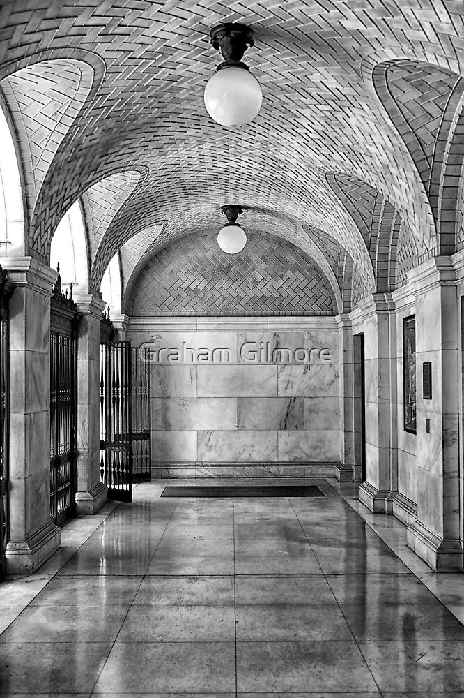Marble & Arches by Graham Gilmore