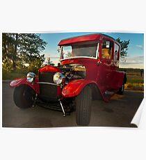 1931 Ford Panel Van Poster