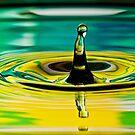 Water Droplet by JPAube