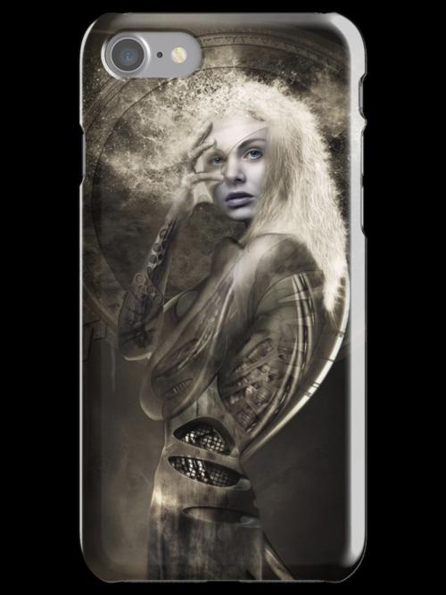 Dharma (i phone case) by Martin Muir